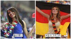 Cosa ne dite di #ItaliaGermania? Aperto il sondaggione!  #Italia #Germania #Calcio #Football #Girls #Instapic #Picoftheday #SerieA #Milano #SanSiro #Instagirls #Bet #Scommesse #Soccer #WorldCup #Love #Instalove #Like4like
