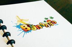 Bananeo Soczyste projekty graficzne | Logo design