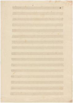 Sheet Music #2