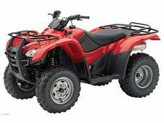 Honda 2013 FourTrax® Rancher® 4x4 (TRX®420FM)  www.apachemotorcycles.com