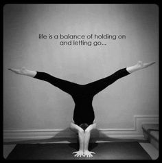 yoga quotes about balance - Google Search