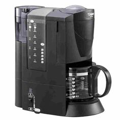ZOJIRUSHI coffee maker black Cup approximately 1 6 tablespoons ** See this great product. (This is an affiliate link) Gaggia Espresso Machine, Home Espresso Machine, Zojirushi Coffee Maker, Coffee Machine Best, Coffee Machines For Sale, Latte Art, Coffee Recipes, Keurig, Drip Coffee Maker