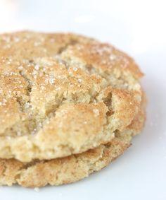 Snickerdoodles {Gluten-Free, Vegan