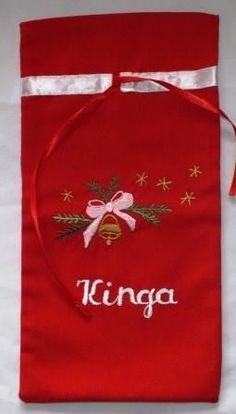 Santa Claus bag with Christmas pattern Santa, Holiday Decor, Christmas, Pattern, Bags, Color, Xmas, Handbags, Patterns