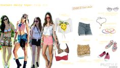 Crop top ispiration from Coachella: Moschino, Jil Sander sunglasses, Loiza by Patrizia Pepe, Chipie, Just Cavalli Jewels & Trussardi Jeans  www.piustyle.com