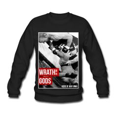 Brand new winter products! Sweatshirts!  Check out the latest Little Red Creative Design featuring Gods of War Fighter: Phil Else!  #mma #tshirt #menswear #mensfashion #cagefighting #fighter #sweatshirt #jumper