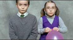 Hilarious Dancing Eyebrow Commercial