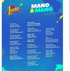 MANO A MANO💟 HAND IN HAND💟 (same question as in my last post) {From who do you think is this song - glowingruggeykarol Disney Channel, Lionel Ferro, Beste Songs, Special Text, My Last, Son Luna, Disney Films, Just Amazing, Thinking Of You