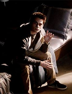 Dylan was amazing as Void Stiles!