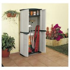 Buy Keter Plastic Compact Garden Shed from our Garden Storage range - Tesco