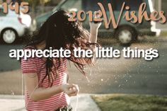 2012 Wishes ♥