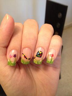 Kite nails!
