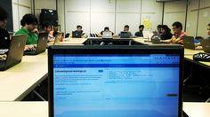 First day of my internship program at IBM.  Summer is time to Learn some coding data analysis and Big Data.  #ibm #ibmcanada #analytics #watson #ibmwatson #bigdata #neuralnetworks #neural #machinelearning #redeneural #dataanalysis #bdu #intern #internship #lfl #f4f #datascience #python #r #code #coding #linux #programming #programminglanguage by luisotsm