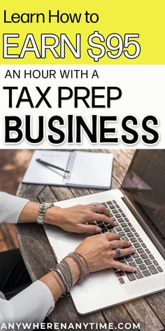 Make a full time income with this tax preparation course designed for beginners with no marketing experience. Learn how to make money with this work at home course. Even if you've never done your own taxes. Work From Home Business, Work From Home Moms, Starting A Business, Make Money From Home, Way To Make Money, Business Ideas, Make Money Online, Online Careers, Bookkeeping Business