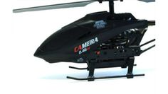 UDI U13A 3 Channel 2.4GHz Metal RC Helicopter w/ Video Camera!