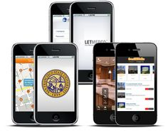 Mobile phone applications are becoming an increasingly important relationship tool between companies and customers.