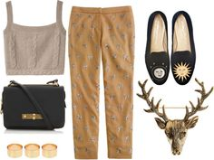 """outfit 66"" by almoghatouel ❤ liked on Polyvore"