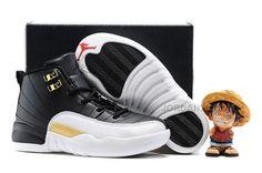 "531217508f34cc Buy 2017 Kids Air Jordan 12 ""Wings"" Basketball Shoes Christmas Deals from  Reliable 2017 Kids Air Jordan 12 ""Wings"" Basketball Shoes Christmas Deals  ..."