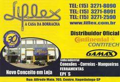 Liflex A CASA DA BORRACHA