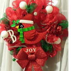 Mom's Christmas Wreath