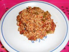 Pink-Vegan: Spanish Rice