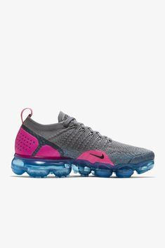 differently 6016e 442c4 Air VaporMax Flyknit 2