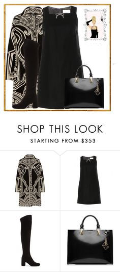 """""""Senza titolo #161"""" by simona-altobelli ❤ liked on Polyvore featuring Etro, Yves Saint Laurent and Karl Lagerfeld"""