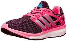 NEW ADIDAS REVEAL Running Pink Silver Womens 8 (7Y) energy boost NWT #adidas #Running