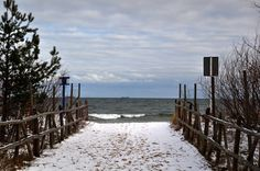 Luty / February   Author: Iwona Kowal   #gdansk #beach