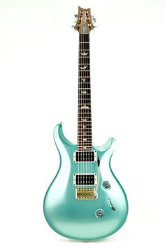 Paul Reed Smith Custom 24 Frost Mint Green Metallic | Reverb