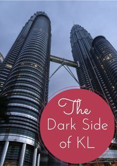 Things all travellers should know before they go to Kuala Lumpur.