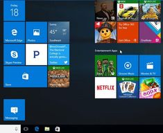 Make your Windows 10 tiled screen look and work better for you.