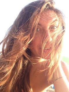 #summer #sicily #sun #hair