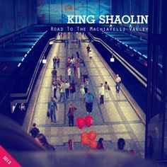 brand new album of my band KING SHAOLIN
