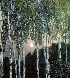 Golovin , Birch Trees, Magical