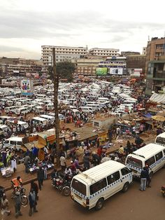 Walter's Boda Boda Tour of Kampala, Uganda // WeAreAdventure.us