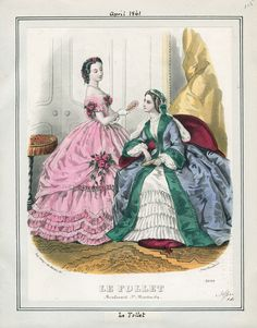 Le Follet April 1861 LAPL