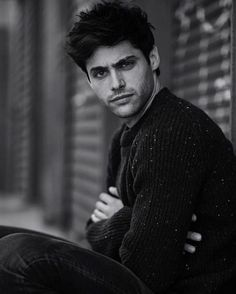 """Fc:Matthew Daddario// """"Hey, I'm Matt. I'm 18 and pansexual. I'm what people would call a jock and I love working out. I'm very outgoing and love meeting new people. I love reading and I don't really like going out to parties... I can play a few instruments and I prefer old movies to new ones.. Like the Star Wars movies! In my opinion the old ones are better."""" I smile."""