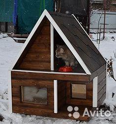 Уличные домики для кошек: 16 тыс изображений найдено в Яндекс.Картинках