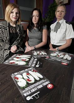 The mother of a victim killed after one fatal punch is supporting Greater Manchester Police's latest campaign to warn people of the dangers of getting involved in drunken fuelled violence. Sara Whitworth tragically lost her 19-year old son, Wesley Clutterbuck on 30 June 2013 after he was killed following a single punch. More than five months after his death she joined GMP and Rochdale Sixth Form College to support the latest strand of the campaign in the run up to Christmas and the New Year.