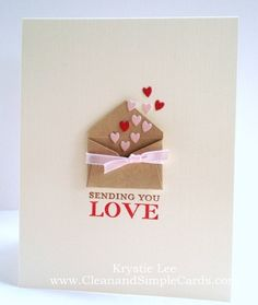 89 Best Cards To Make Valentine S Day Images Greeting Card Diy
