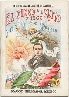 """""""The Mexican population of the United States didn't vanish once their land was annexed/conquered/purchased/Polked/Pierced. ... It was Mexicans living in what had only recently become America who created the holiday...and when Chicano activists began asserting their pride in the '60s as Americans of Mexican heritage, the 5th of May celebrated both sides, as well as the sizzling dynamic in between."""" (via '5 Reasons #CincoDeMayo Is the Most American Holiday')"""