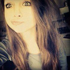 Danaë (Makeu p) Enjoy Phoenix, Photo Star, Long Hair Styles, Celebrities, Makeup, Youtube, People, Image, Beauty