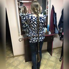 Long Hair Cuts, Long Hair Styles, Rapunzel Hair, Super Long Hair, Beautiful Long Hair, Dream Hair, About Hair, Hairdresser, Braids