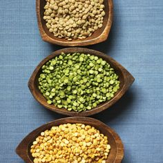 Ever wondered what's the difference between different color lentils? I did. Then I read this.