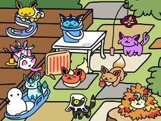 all neko atsume wallpaper - Google Search