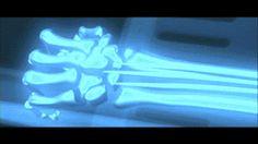 Gif Wolverine claws snikt!