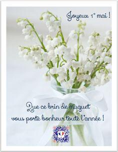 Les origines du muguet du 1° mai: Bonne fête du travail!