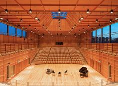 The Natural Wood Floor Company Engineered Oak Natural Grade Pre-Oiled in the Colyer-Fergusson Music Hall, University of Kent University Of Kent, Natural Wood Flooring, Flooring Companies, Canterbury, Beautiful Space, Building, Music, Musica, Musik