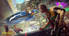 Cyberpunk 2077 is an upcoming action role-playing video game developed and published by CD Project. It is scheduled to be released for Microsoft Windows, PlayStation 4, PlayStation 5, Stadia, Xbox One, and Xbox Series X/S on 19 November 2020. Cyberpunk 2077, Software House, Starcraft, Keanu Reeves, Original Wallpaper, Hd Wallpaper, Xbox One, Videogames, High Tech Low Life